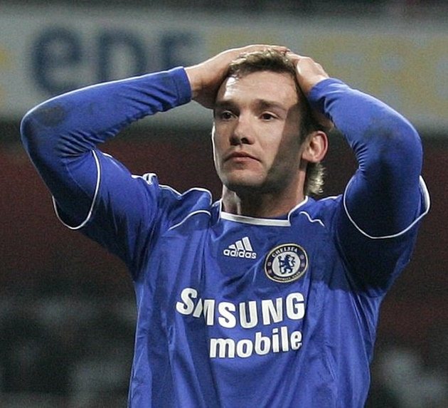 Andriy Shevchenko and Fernando Torres have proved, Chelsea's big-money moves don't always work out - Bóng Đá