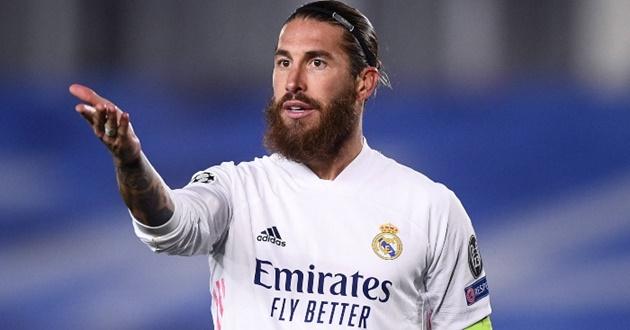 Sergio Ramos' wife Pilar Rubio could sway Man Utd transfer decision - Bóng Đá