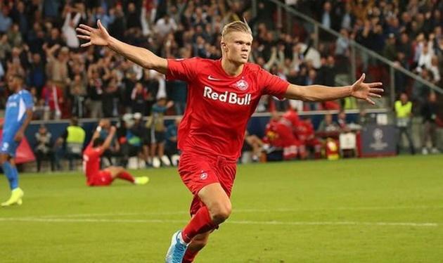 Man Utd backed to secure signing of £130,000-a-week 'machine' (Haaland) - Bóng Đá