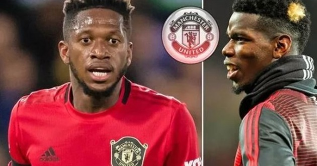 Fred makes plea to Paul Pogba over Man Utd future amid transfer uncertainty - Bóng Đá