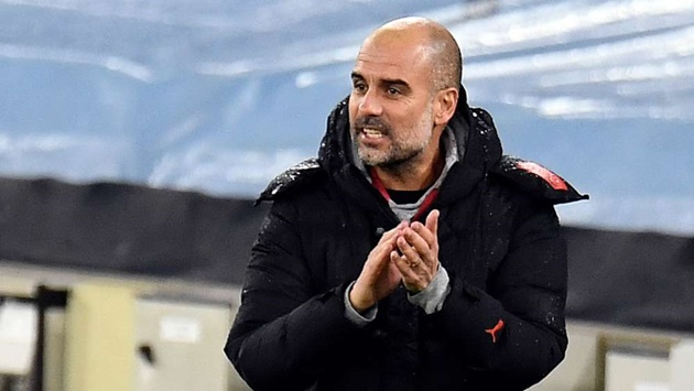 'I don't want to send any messages' - Guardiola silent on title talk after latest Man City win - Bóng Đá