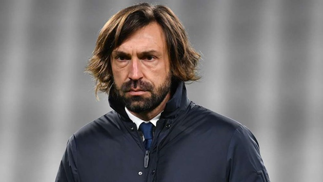 'We could not have played worse' - Pirlo slams Juventus players after Inter loss - Bóng Đá