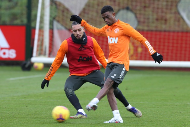 Solskjaer is impressed with Diallo early impressions amid need for width - Bóng Đá