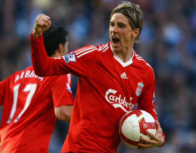 Fernando Torres shows off hench new physique - Bóng Đá