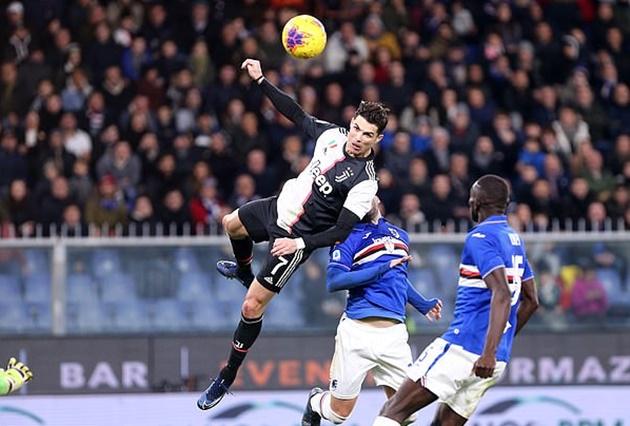 10 pha ghi bàn đỉnh cao của Ronaldo - Bóng Đá