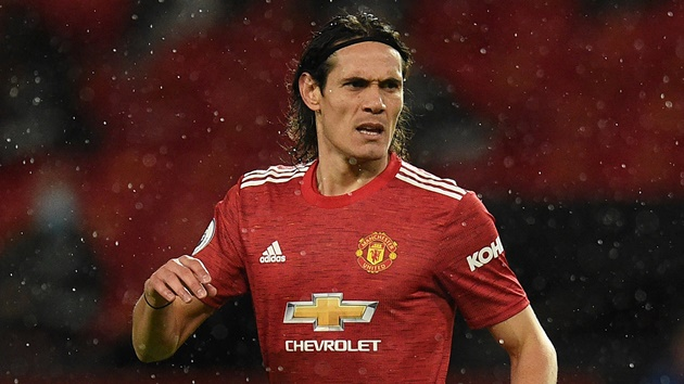 Man Utd star Edinson Cavani shames Alexis Sanchez and Radamel Falcao in Fulham win - Bóng Đá