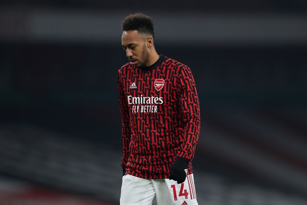 Sky pundit names Arsenal player who could replace Aubameyang as captain – it's not Tierney - Bóng Đá