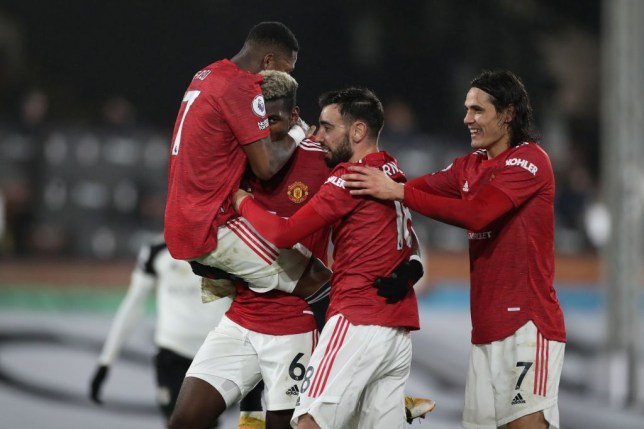 Ole Gunnar Solskjaer's Manchester United equal club record and go top of Premier League with Fulham victory - Bóng Đá