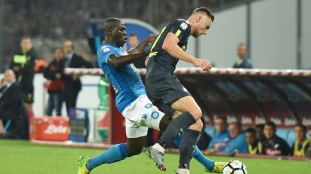 Ole wants Man Utd to secure signing of £103,000-a-week star (Koulibaly) - Bóng Đá