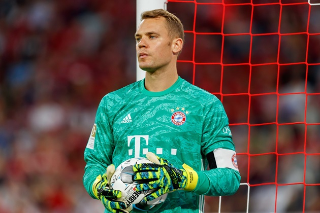 Neuer sets new Bundesliga record for most clean sheets - Bóng Đá