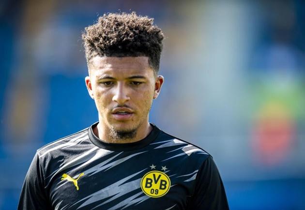 Borussia Dortmund Expect Sale Of Manchester United Admired Jadon Sancho - Bóng Đá