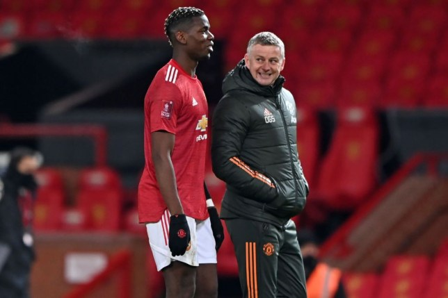 Paul Pogba admits he would prefer to play 'further' forward for Manchester United - Bóng Đá