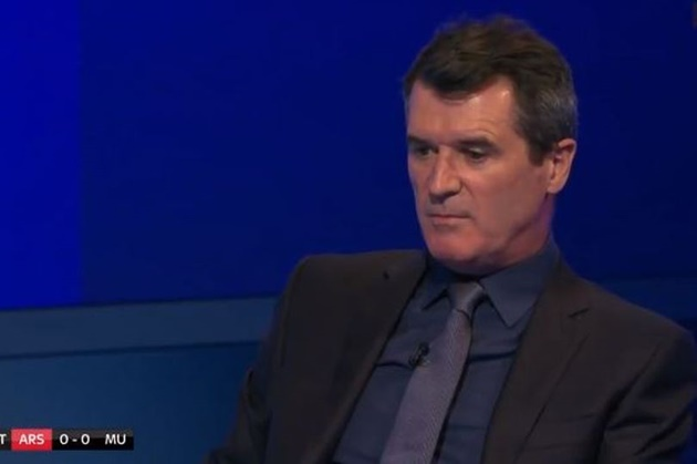 Roy Keane names his biggest Manchester United concern after disappointing Arsenal draw - Bóng Đá