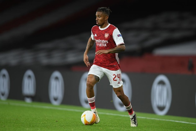 REISS NELSON WANTED BY TWO CLUBS IN LATE MOVE AFTER BARELY PLAYING FOR ARTETA - Bóng Đá