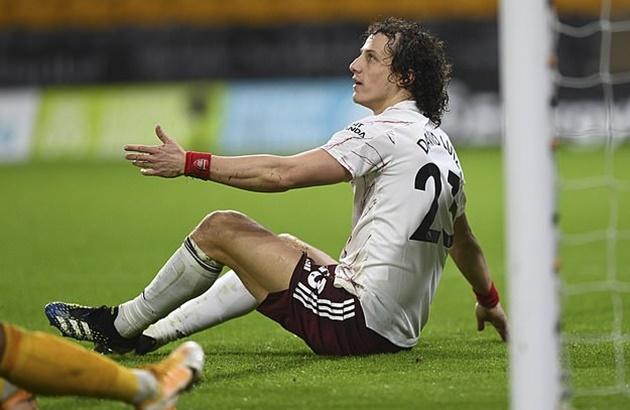 Thống kê thẻ phạt của David Luiz - Bóng Đá