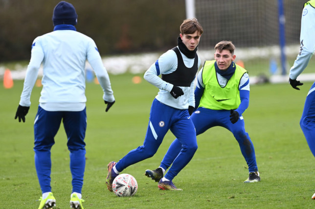 Thomas Tuchel has included Lewis Bate in Chelsea's squad for their FA Cup clash against Barnsley - Bóng Đá