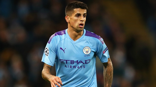 Joao Cancelo's unique role at Man City explained by Pep Guardiola - Bóng Đá