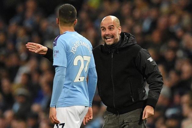 Joao Cancelo's unique role at Man City explained by Pep Guardiola - Bóng Đá