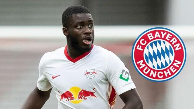 Bayern chiêu mộ thành công Upamecano - Bóng Đá