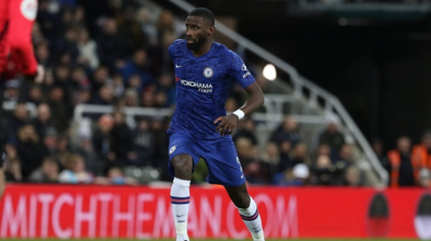 Antonio Rudiger talks fighting for his Chelsea place, life under Thomas Tuchel and facing Newcastle - Bóng Đá