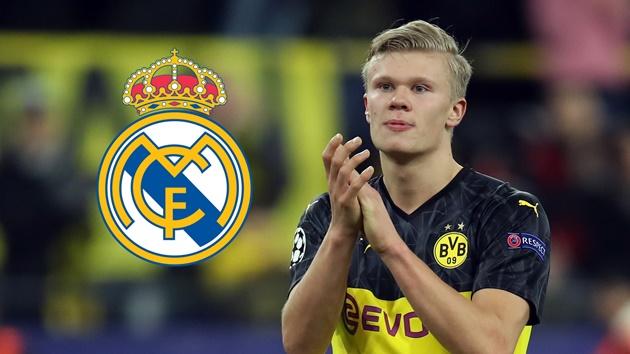 Real Madrid Transfers: A blockbuster Erling Haaland swap that actually makes sense - Bóng Đá