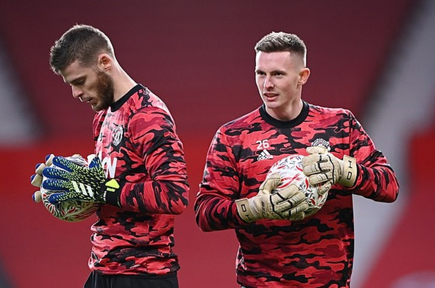 David De Gea or Dean Henderson 'will be allowed to LEAVE this summer' - Bóng Đá