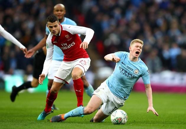 Arsenal vs Manchester City: 5 key battles to watch out for - Bóng Đá