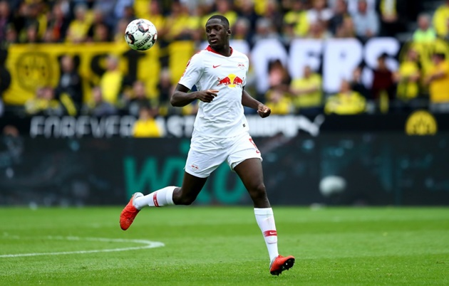 RB Leipzig centre-back Ibrahima Konate is being closely monitored by Real Madrid - Bóng Đá