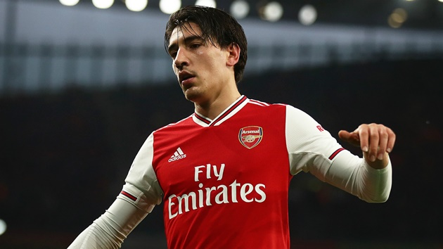 How PSG could line up with Hector Bellerin joining Messi and Dele Alli - Bóng Đá