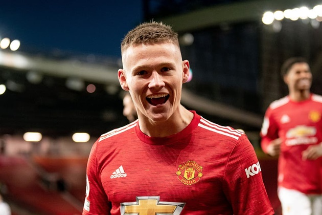 How Man Utd could line up with Erling Haaland, Jadon Sancho and Varane - Bóng Đá