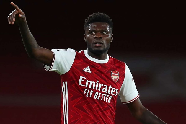 How Arsenal could line up against Benfica with Thomas Partey making shock return while Rob Holding out with concussion - Bóng Đá