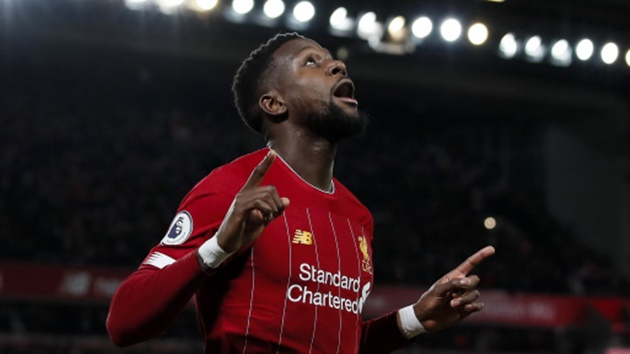 'Will go': Pearce believes Divock Origi will be sold by Liverpool - Bóng Đá