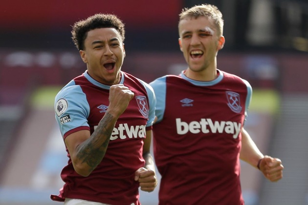 Man United are prepared to sell ace this summer to make room for Jesse Lingard after his loan at West Ham - Bóng Đá