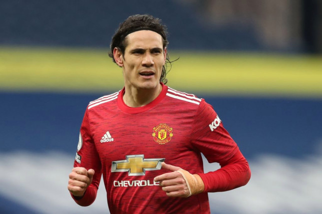 Edinson Cavani speaks out on his injury after Manchester United's draw with Chelsea - Bóng Đá