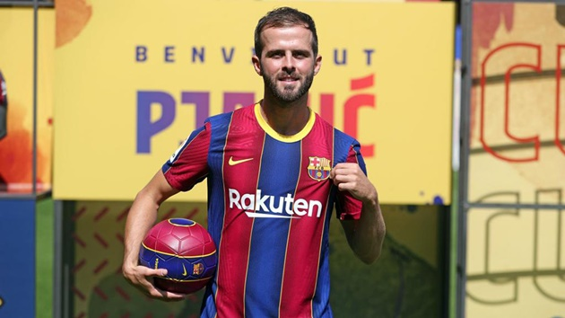 How Barcelona could line up under Mikel Arteta - Bóng Đá