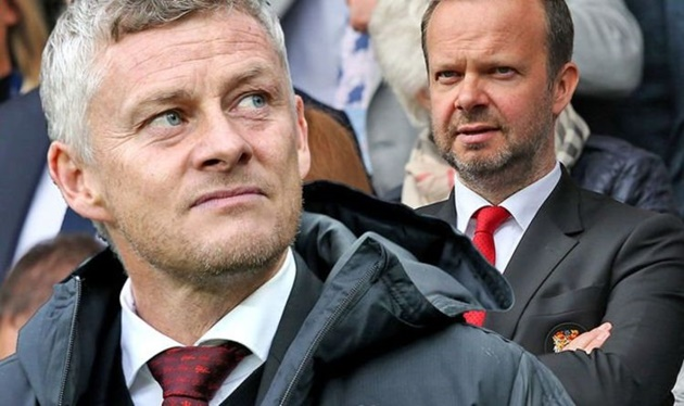 Ed Woodward's reaction sums up Manchester United's biggest problem - Bóng Đá