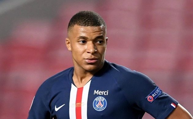 How Real Madrid could line up with Kylian Mbappe and Eden Hazard up front with Koulibaly coming in to replace Ramos - Bóng Đá