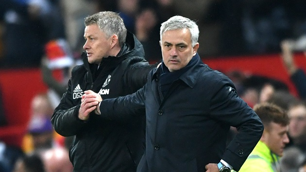 Ole Gunnar Solskjaer still refusing to do what cost Jose Mourinho at Man Utd - Bóng Đá