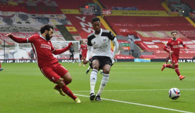 TRỰC TIẾP Liverpool 0-0 Fulham: Salah thiếu may mắn (H1) - Bóng Đá