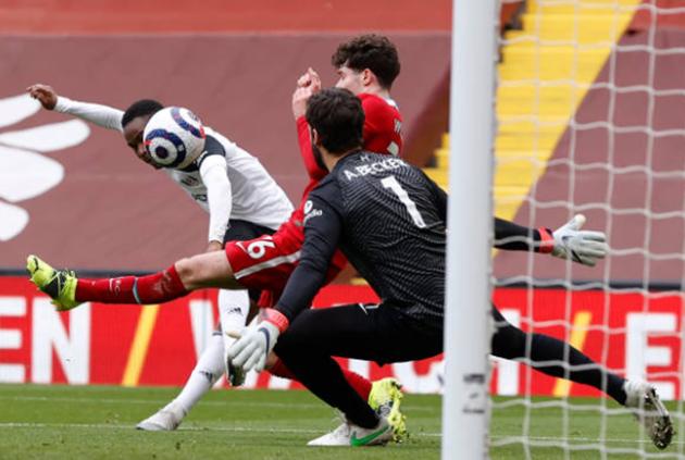 TRỰC TIẾP Liverpool 0-0 Fulham: Đội chủ nhà run rẩy (H1) - Bóng Đá