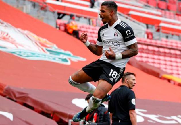 TRỰC TIẾP Liverpool 0-1 Fulham: Tội đồ Salah (HẾT H1) - Bóng Đá