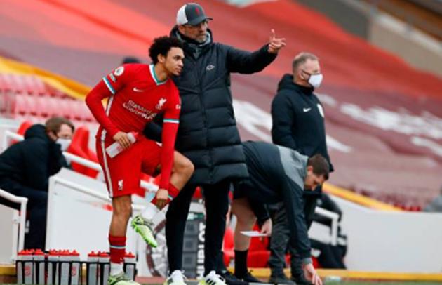 TRỰC TIẾP Liverpool 0-1 Fulham: The Kop điên cuồng (H2) - Bóng Đá