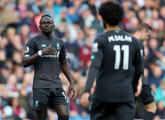 Mohamed Salah blamed for 'massive problem' with Liverpool team-mate Sadio Mane - Bóng Đá