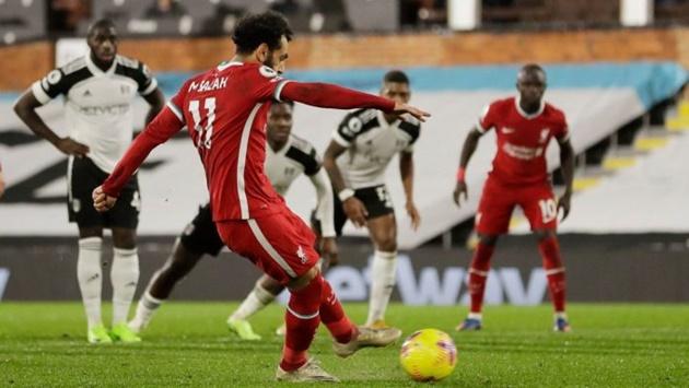 TRỰC TIẾP Liverpool vs Fulham - Bóng Đá