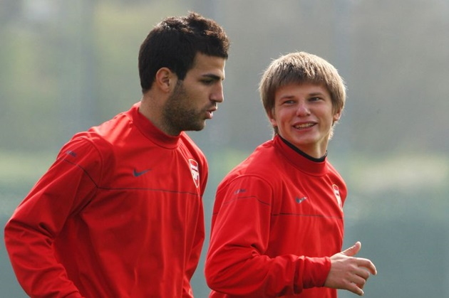 Andrey Arshavin names his best team-mate and Mikel Arteta has an Arsenal problem to solve - Bóng Đá