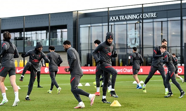 Liverpool players 'hate their new £50m training ground at Kirkby because it's too WINDY. - Bóng Đá
