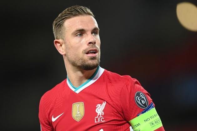 James Pearce confirms Jordan Henderson unlikely to face Real Madrid - Bóng Đá