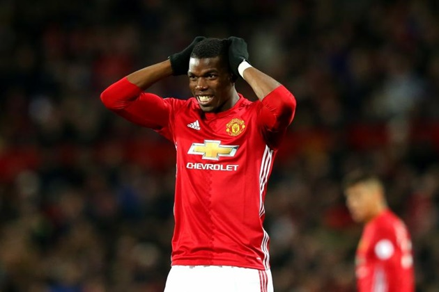 Man United Competing With Barcelona In Pursuing Midfielder Tagged 'Better Version Of Pogba': Report - Bóng Đá