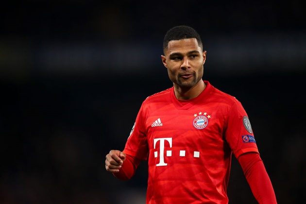 Serge Gnabry says Arsenal have an 'unbelievable' player in their ranks who gives 'lots of assists' - Bóng Đá