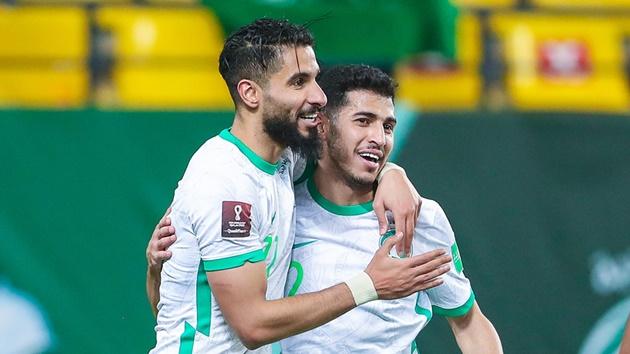 tin trận Arab Saudi vs Palestine - Bóng Đá